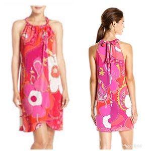Trina Turk 'Juju 2' Print Jersey Shift Dress